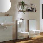 Instalacja naścienna w łazience