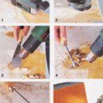 Renowacja stołu cz.2