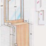 Drewniane panele w łazience cz.1