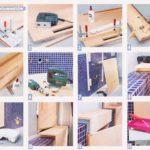 Drewniane panele w łazience cz.2