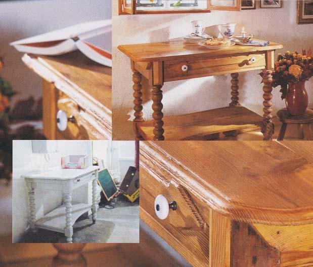renowacja stolu