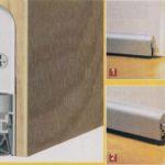 Ochrona przed przeciągiem i hałasem w drzwiach
