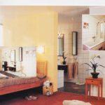 Łóżko obok wanny cz.1
