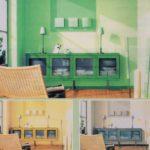 Ściany i meble w kolorystycznej harmonii