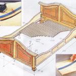 Jak zrobić wiejskie łóżko cz.2