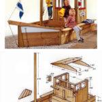 Jak samemu zrobić piaskownicę z drewna