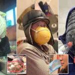 Czy domowe maski zrobione samemu ochronią nas przed koronawirusem?
